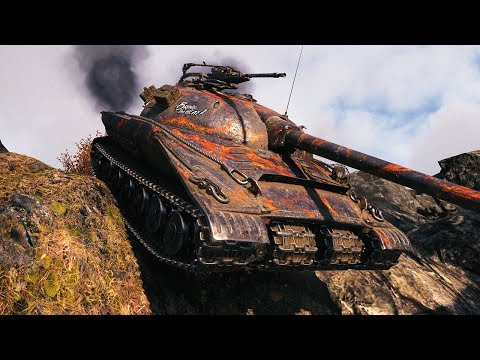 Оbject 279 (e) - GOLDEN JOB - 11 Kills - World of Tanks Gameplay