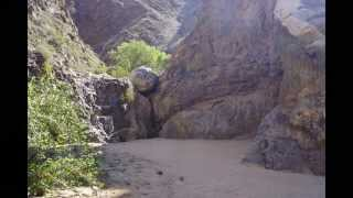 The Ivah tribe and aerial tour of Massacre Canyon. San Jacinto California