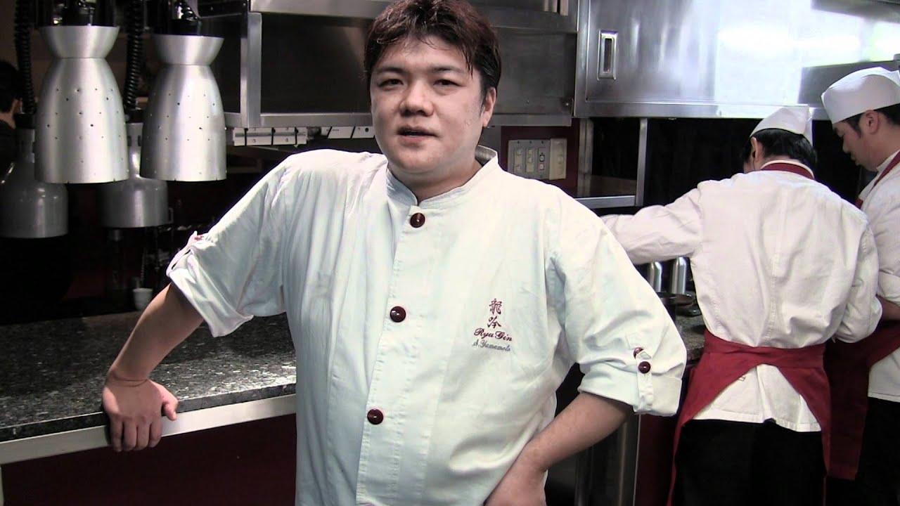 3 Michelin Seiji Yamamoto presents RyuGin
