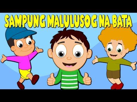 Sampung Malulusog na Bata  Awiting Pambata 2018  Kids Songs Tagalog