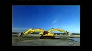 Excavator Ballet