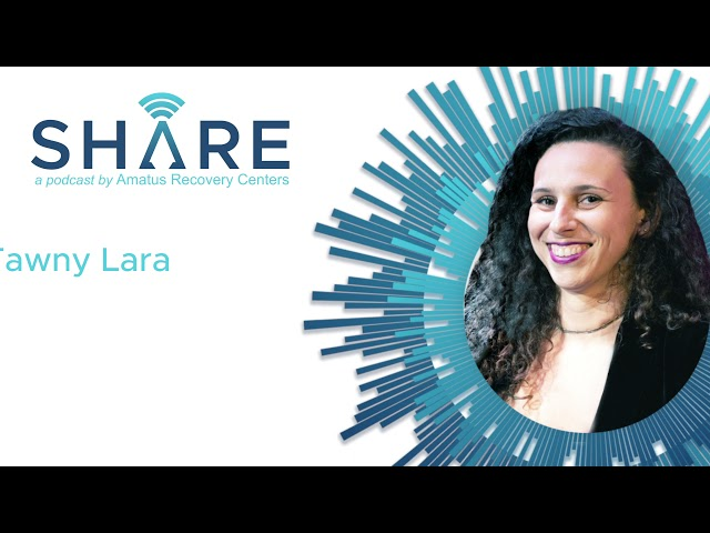 EPISODE 13 - Vulnerability and Confidence with Tawny Lara
