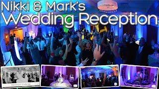 Nikki & Mark Wedding Reception  - 21 Main Events at North Beach Plantation - Eyecon Entertainment