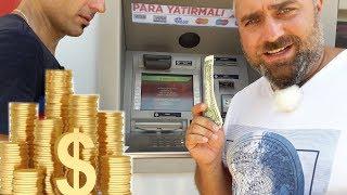 видео: Обмен валют в Турции // Меняю баксы в Анталии // Currency Exchange in Turkey