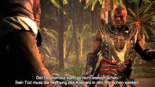 Freedom Cry DLC Launch Trailer | Assassin's Creed 4 Black Flag [AUT]