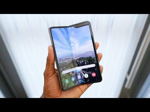 Samsung Galaxy Fold Impressions!