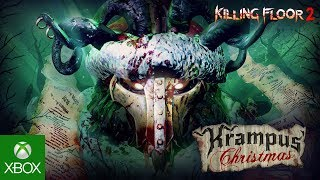 Killing Floor 2: Krampus Christmas Seasonal Event Trailer