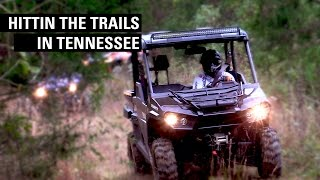 Fisher's ATV World - Just Riding... Hittin the Trails in TN (FULL)