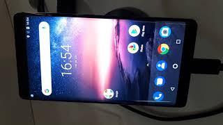 Nokia 8 Exterior Design 2018