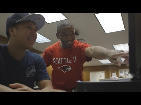 Seattle University Youth Initiative: Business of Being Unusual