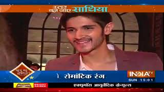 | KANCHI SINGH | | ROHAN MEHRA | | SAAS BAHU AUR SUSPENSE | | INDIA TV | | SEOL,SOUTH KOREA |