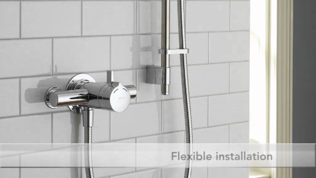 Mira Showers Mira Pace Adjustable Shower Youtube
