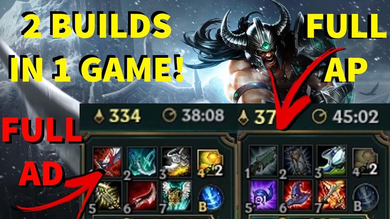 Lol Mid Build