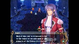【 Ys VI: The Ark of Napishtim 】 Boss 7: Ernst (Nightmare Mode)
