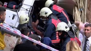 Beykoz'da Trafik Kazası: 1 Ölü, 8 Yaralı