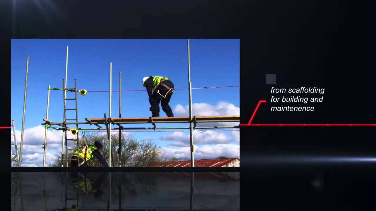 Personal Fall Protection Fall Arrest System Working At