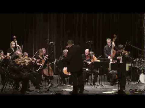 """""""My Romantic Lebanon"""" de Samuel Strouk Extrait : Adagio,Thème et Final, Mathias Levy - violon solo"""