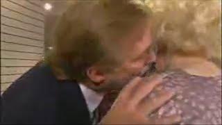 rudy giuliani THE TRANSVESTITE KISSES donald trump THE TRAITOR