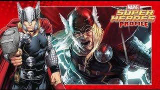 [SHP] 33 ประวัติ THOR เทพเจ้าสายฟ้าแห่ง Asgard ฉบับเต็ม!!
