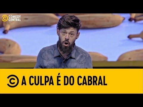 #ACulpaÉDoCabral - FERIADO