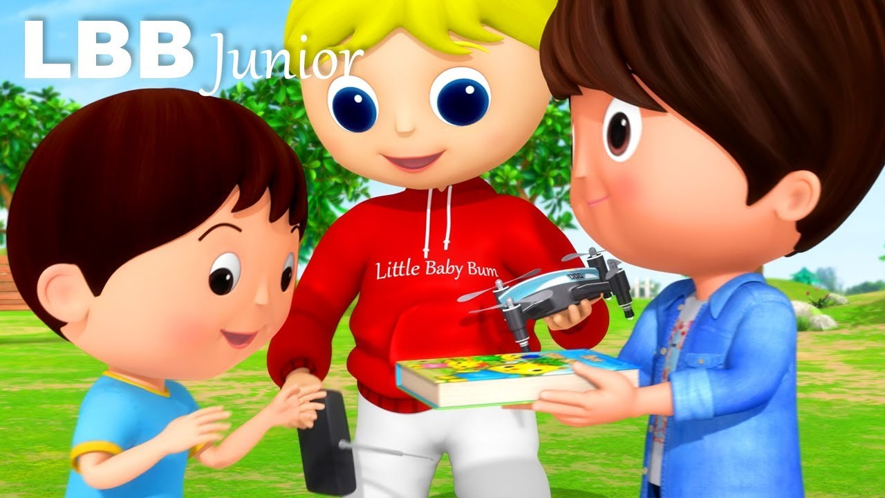 Download Sharing Is Caring Song | Original Songs | By LBB Junior