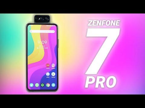 Zenfone 7 Pro review: 8K selfie video!