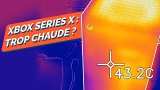 XBOX SERIES X : BRUIT, CHAUFFE... Nos résultats avec des outils de mesure sur next-gen Microsoft !