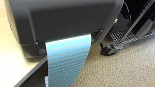 видео Принтер этикеток Datamax E Mark-III