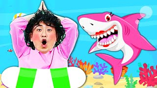 Baby Shark Dance 2 | Sing and Dance! | Animal Songs | Pinkfong Songs for Children