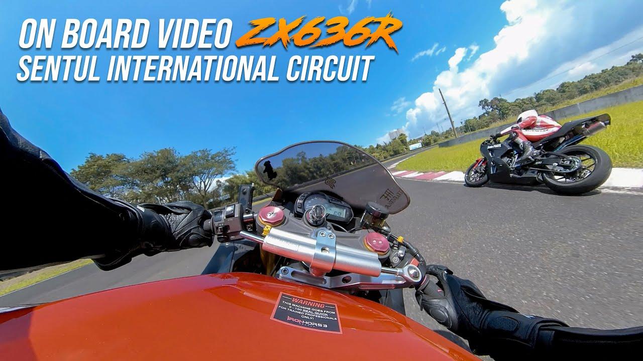 PERSONAL BEST TIME 1.4x.xx | Onboard Sentul International Circuit