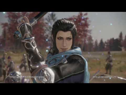 Dynasty Warriors 9 Character Highlight Video: Jia Chong