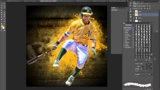 Josh Reddick Sports Edit Walkthrough/Tutorial