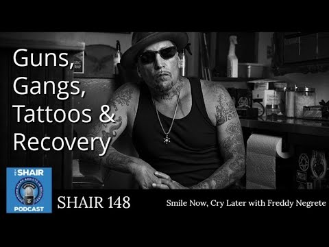 SHAIR 148: Smile Now, Cry Later with Freddy Negrete