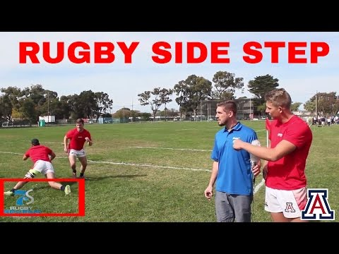 HOW TO SIDE STEP | RUGBY SEVENS