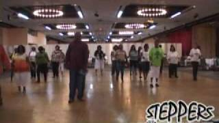 Keep Jukin@ Steppers Night Out