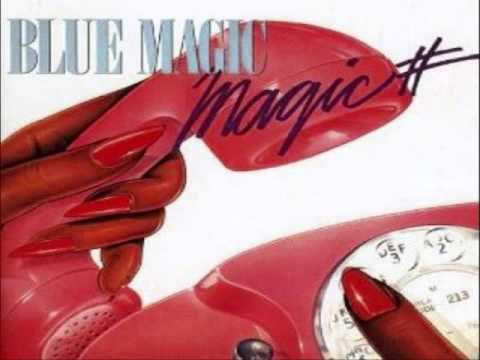 Blue Magic ‎– Magic # LP 1983
