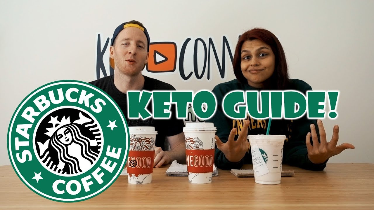 Keto Starbucks Guide | Our 4 Favorite Drinks + Tips and Tricks!
