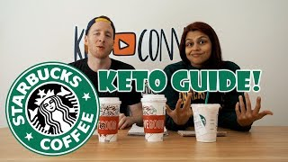 Keto Starbucks Guide   Our 4 Favorite Drinks + Tips and Tricks!