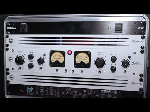Whitestone Audio P331 - AES 2018