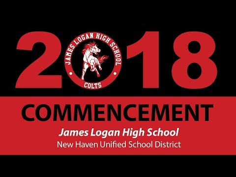 2018 JLHS Commencement