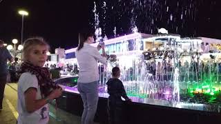 SOHO Square Dancing Fountain Sharm El Sheikh Egypt