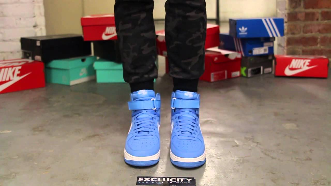 nike air force university blue