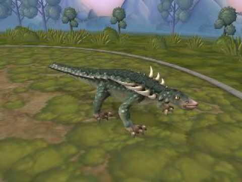 desmatosuchus - YouTube
