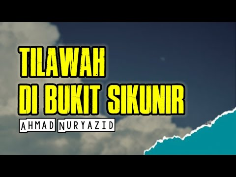 ahmad-nur-yazid-ii-tilawah-di-bukit-sikunir-wonosobo