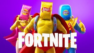 Fortnite X Lays Event FREE Items | The Truth Explained! + More Update News & Information!