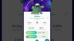 Pokemon Go Shiny Sleima Entwicklung zu Sleimok