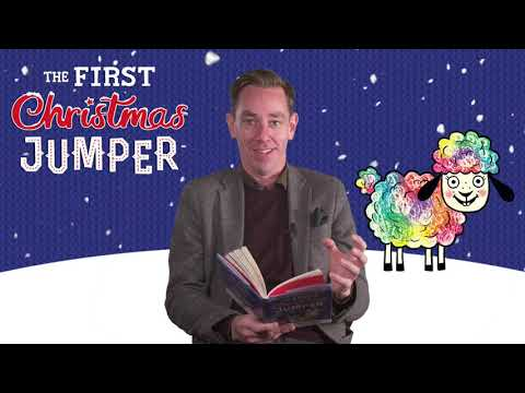 Ryan Tubridy Reads The First Christmas Jumper (and the Sheep Who Changed Everything)