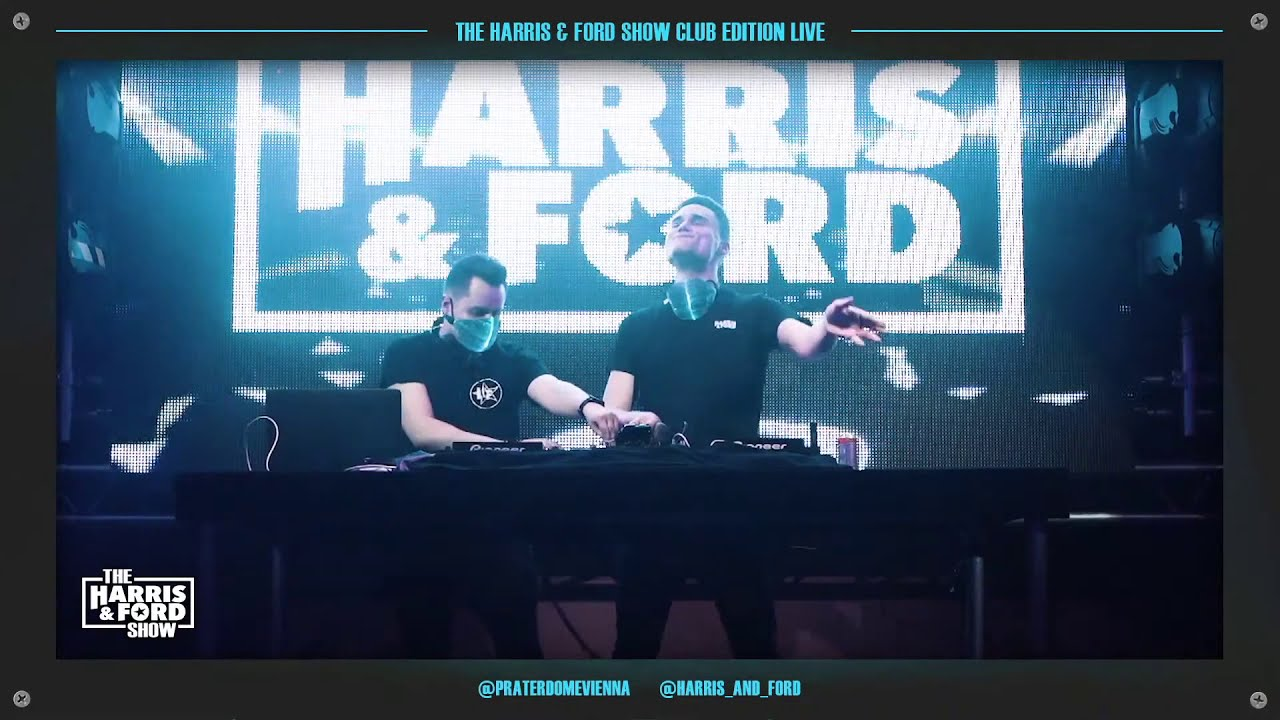 The Harris & Ford Show - Part 4 (Live aus dem Praterdome Wien)