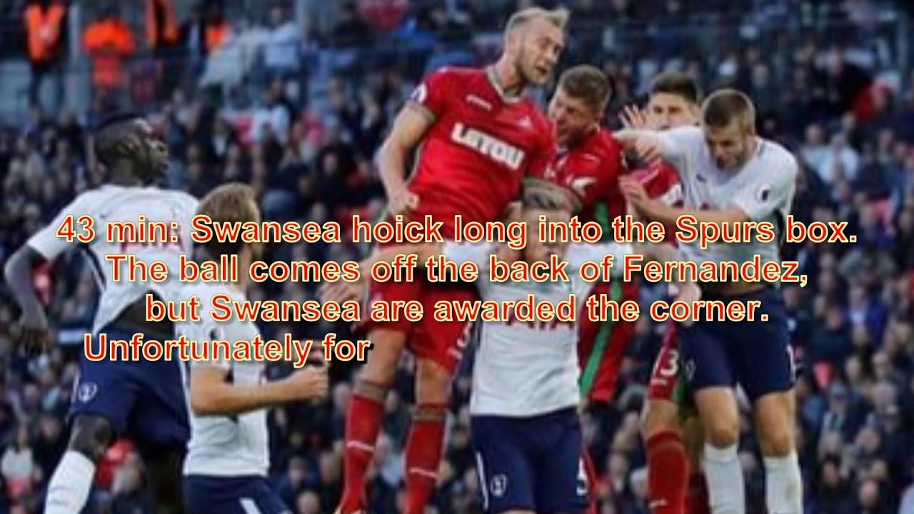 Download Tottenham Hotspur vs Swansea City 0-0 - All Goals & Highlights - Premier League -  16/9/2017