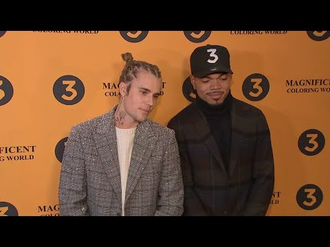 Justin Bieber, Vic Mensa and more flock to Chance the Rapper